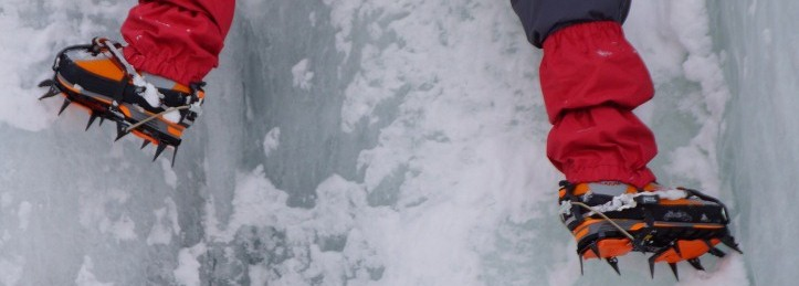 learn about best crampons for ice climbing